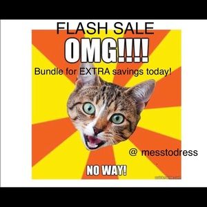 Other - 🛍  WEEKEND  FLASH SALE- THIS WEEKEND ONLY🎉